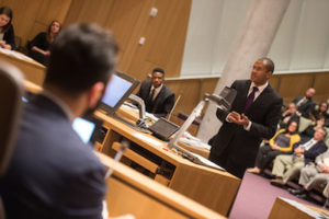 Grossman Trial Competition 2015 College of Law